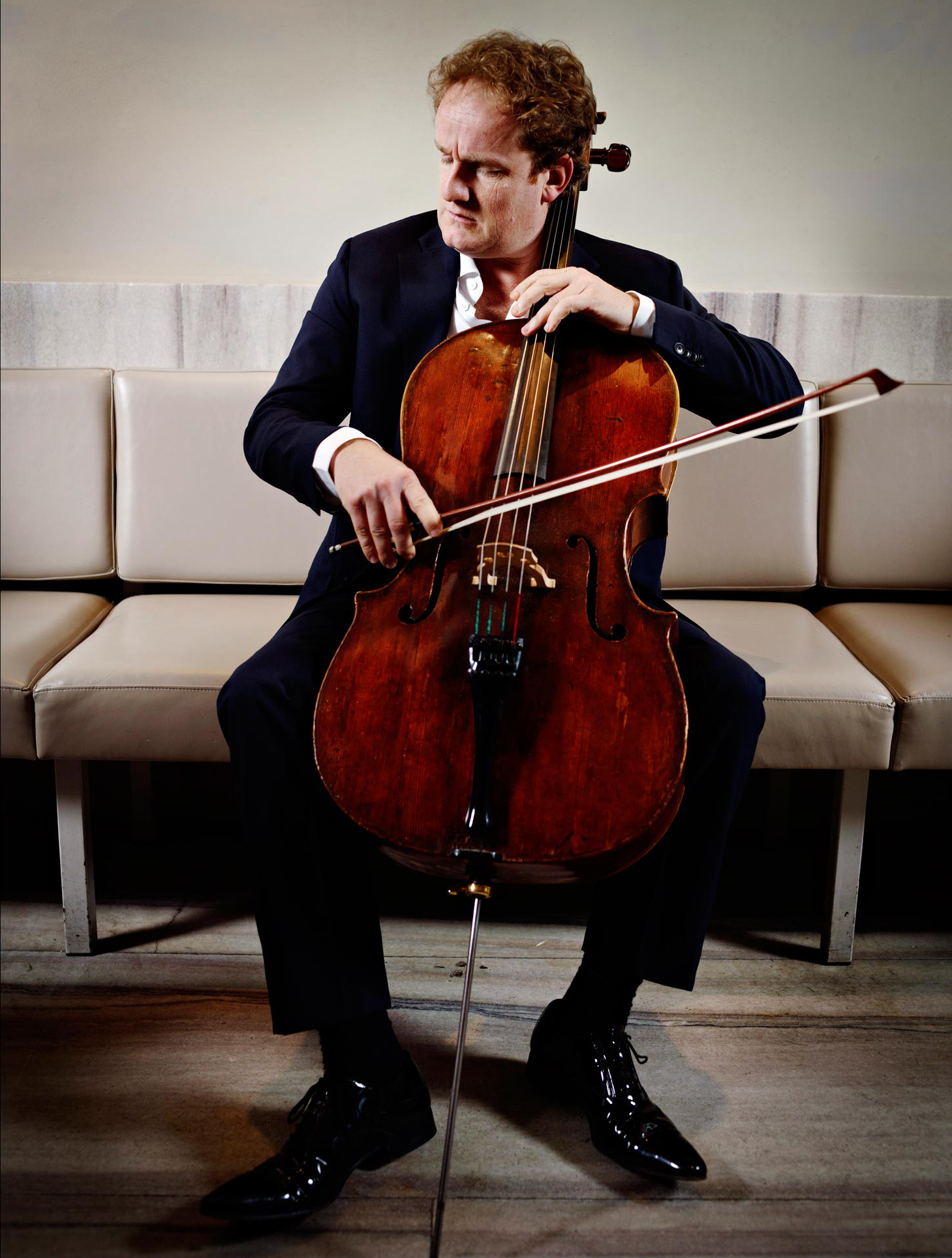 Floris Mijnders, Cellist
